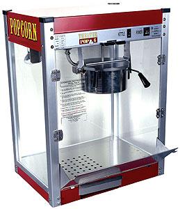 popcorn-maskine - 123fest.dk udlejning af popcornmaskine