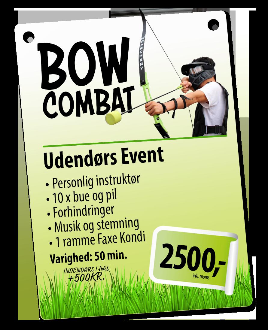 Bowcombat event