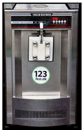softice maskine - softicemaskine 123fest.dk