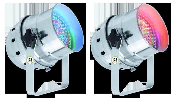 belysning, stemnings-belysning, led par lampe