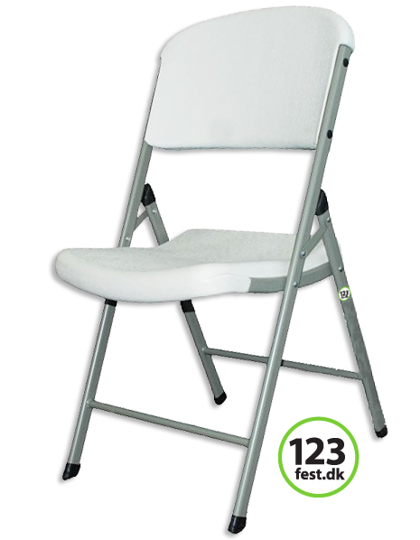 Stol udlejning af stole hos 123fest.dk